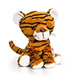 Keel Toys 14 cm Pippins Tiger Soft Toy
