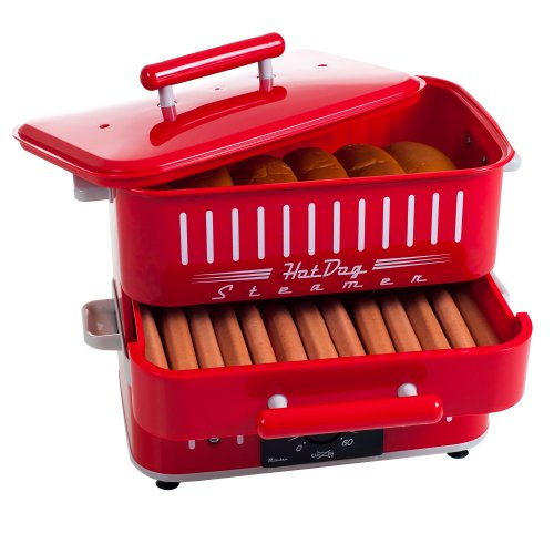 CuiZen ST-1412 Hotdog Steamer (Bun Warmer Hot Dog compare prices)
