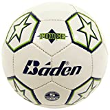 Baden Force S250 Official Football - White, Size 5