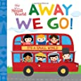 Disney It's A Small World: Away We Go! (Disney It's a Small World (Board))