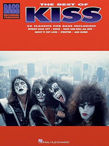 The Best of Kiss (Bass Recorded Versions)