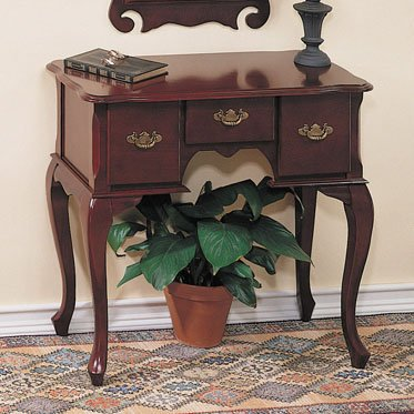 Cheap Heirloom Cherry Console Table (POWL618)