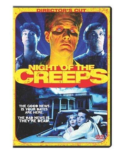 Night of the Creeps [DVD] [1986] [Region 1] [US Import] [NTSC]