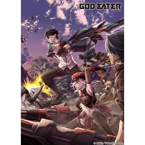 GOD EATER / ゴッドイーター vol.2 (特装限定版) [Blu-ray]