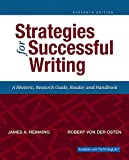 img - for Strategies for Successful Writing (11th Edition) book / textbook / text book