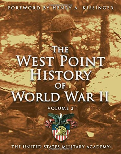 West Point History of World War II, Vol. 2 (The West Point History of Warfare Series) (World War Ii History compare prices)