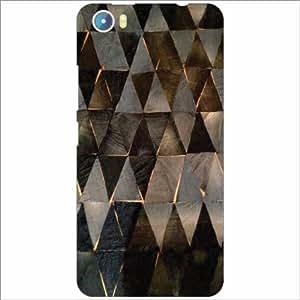 Design Worlds - Micromax Canvas Fire 4 A107 Designer Back Cover Case - Mult...