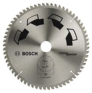 Lame de scie circulaire 185mm TCT argent disque coupe rotatif pour la du...