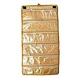 Srajanaa Yellow color Jewellery Organiser / Accessory Organiser