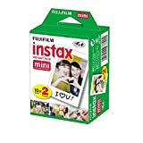 Fujifilm Instax Mini Instant Film (Twin Pack) Total: 140 Pictures (7 Pack)