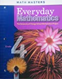 img - for Everyday Mathematics, Math Masters Grade 4 (University of Chicago School Mathematics Project) book / textbook / text book