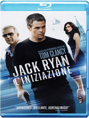 Jack Ryan - L'iniziazione [Blu-ray] [IT Import]