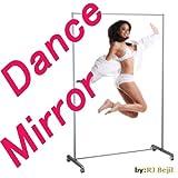 大型ミラー ダンス用鏡 業務用鏡 スポーツミラー 日本製 900幅