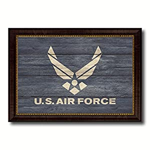 Us air force flag textured national country for Air force decoration