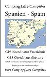 Campingplatz Verzeichnis SPANIEN (600+ Campingpl�tze mit GPS Daten)