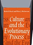 Culture and the Evolutionary Process (0226069311) by Robert Boyd