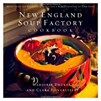 New England Soup Factory Cookbook Front Cover