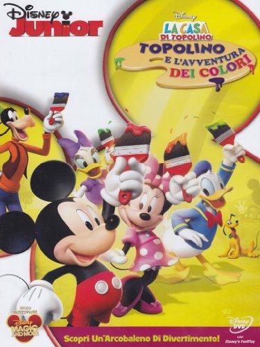 La casa di topolino cofanetto speciale minni serie tv for La fattoria di topolino