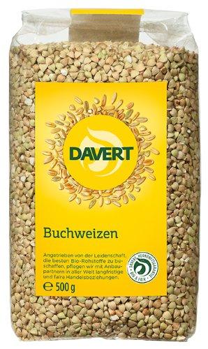 Image of Davert Buchweizen, 4er Pack (4 x 500 g) - Bio