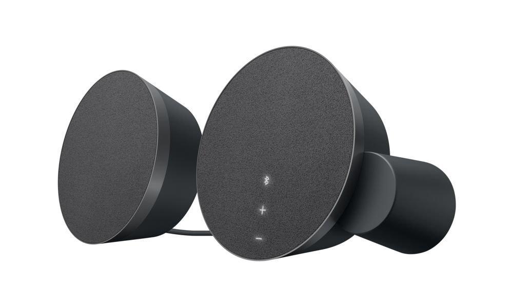 로지텍 MX 사운드 20 프리미엄 블루투스 스피커 Logitech MX Sound 20 Multi Device Stereo Speakers with premium digital audio for desktop computers, laptops, and Bluetooth-enabled