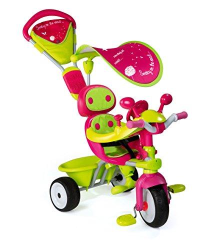 434118 - 4-in-1 Dreirad Baby Driver Komfort Girl