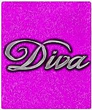 Stadium Throw Blanket Pink Diva Princess