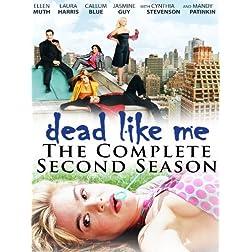 Dead Like Me: Season 2 - Digitally Remastered