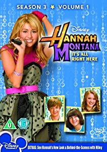 Hannah Montana - Season 3 Vol. 1 [DVD]