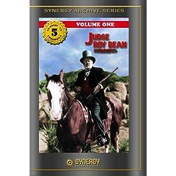 Judge Roy Bean, Volume 1 (5 Episodes)