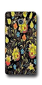 SEI HEI KI Designer Back Cover For Samsung Galaxy J3 Pro - Multicolor