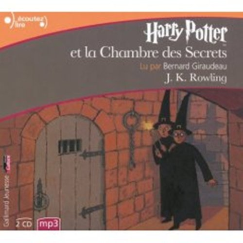 Harry Potter et la Chambre des Secrets (French Audio CD (8 Compact Discs) Edition of