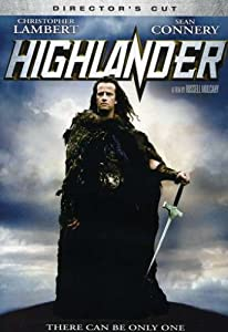 Highlander (Director's Cut) (Bilingual) [Import]