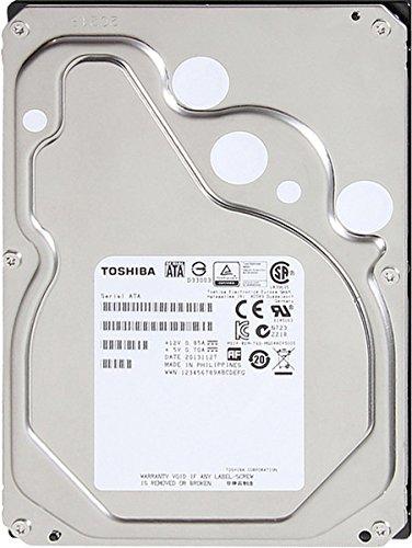 Toshiba (MG04ACA400E) 4TB Internal Hard Disk