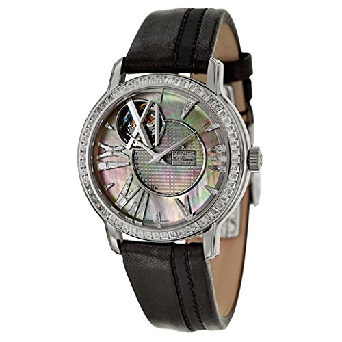 Zenith Academy Tourbillon Women's Automatic Watch 57-0241-4041-09-C596