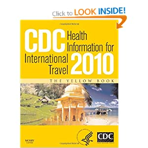 cdc yellow book yellow fever