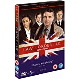 Law and Order: UK - Series 4 [DVD]by Bradley Walsh