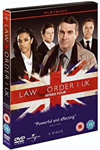 Law and Order: UK - Series 4 [DVD]