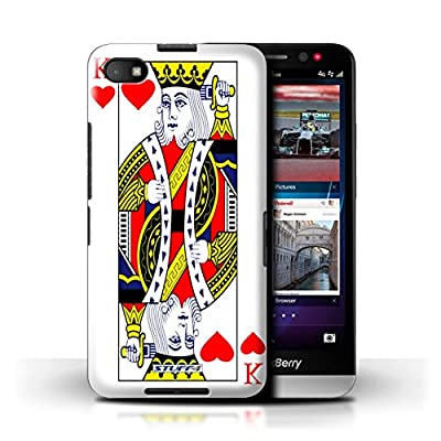 STUFF4 Phone Case/Cover/Skin / BBZ30 / Playing Cards Collection by Stuff4