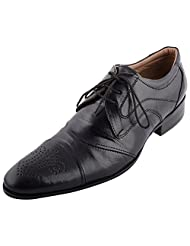 D.Desire Men's Leather Formals & Lace-Up Flats - B00Y1EPZSI