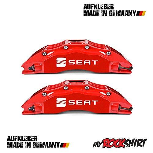 4-X-freins-de-selle-de-frein-autocollants-Seat-autocollants-autocollant-pour-voiture-tuning-autocollant-avec-kit-de-montage-avec-estrel-Lina-Montage-Raclette-estrel-Lina-Colle-Sur-de-bonheur