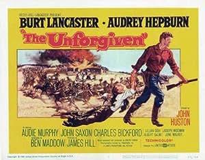 Amazon Com The Unforgiven Movie Poster 22 X 28 Inches