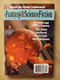 Fantasy & Science Fiction June/July 2009