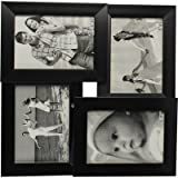 OM Arts Wooden Collage Photo Frame Sweet Long Lasting Memories (23 Cm X 24 Cm X 2.5 Cm, 123748)
