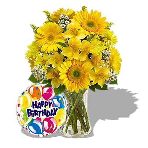 Sunsine Birthday