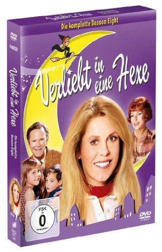 Verliebt in eine Hexe - Die komplette Season Eight [4 DVDs]