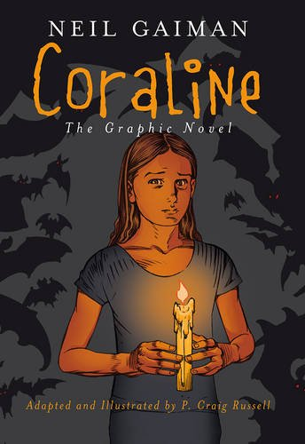 Coraline: Neil Gaiman - Graphic Novel