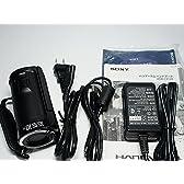 ソニー デジタルHDビデオカメラレコーダー ハンディーカム CX120 ブラック HDR-CX120/B