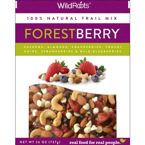 WildRoots Forest Berry Trail Mix – 26 oz.