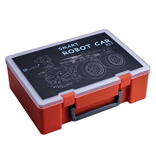 build a smart robot car kit drives remote control educational toy car kids gift
