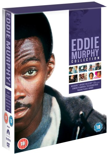 Eddie Murphy Box Set - 48 Hours / Beverly Hills Cop / Coming To America / Golden Child / Trading Places / Norbit [Import anglais]
